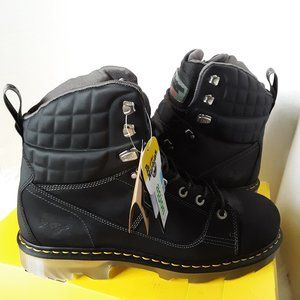 Dr marthen camber steel toe size 14M